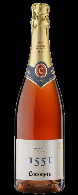 Codorníu Codorníu, 1551 brut rosé